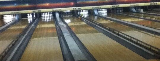 El-Mar Bowling Alley is one of favorites.