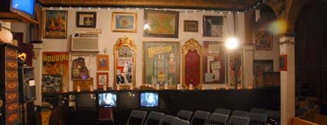Houdini Museum, Tour & Magic is one of Mysteries at the Museum.