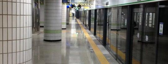 도림천역 (Dorimcheon Stn.) is one of Subway Stations in Seoul(line1~4 & DX).