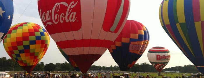 Pennington Balloon Festival is one of Baton Rouge Things to Do.