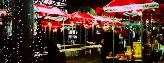 Old Spitalfields Market is one of #LoveE1.