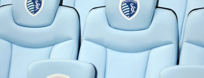 Sporting KC on foursquare