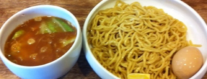 づゅる麺 AOYAMA is one of My favorite Ramen House.