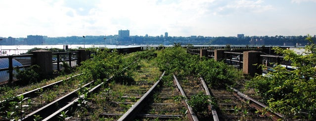 High Line is one of NYC Stay-cation.