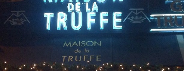 Maison de la Truffe is one of Paris.