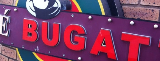 Cafe Bugatti is one of Must-visit Food in Pretoria.