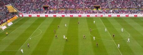RheinEnergieStadion is one of Cologne / Germany.