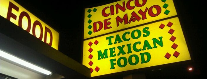 Cinco de Mayo is one of Gastronomical Culver City.