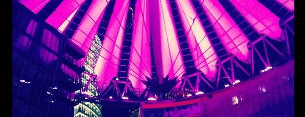 Sony Center is one of I Love Berlin!.