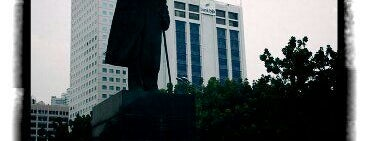Patung Jenderal Sudirman is one of Enjoy Jakarta 2012 #4sqCities.