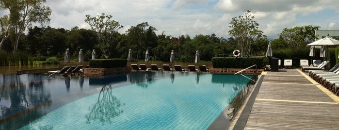 Le Méridien Chiang Rai Resort, Thailand is one of Hotel.
