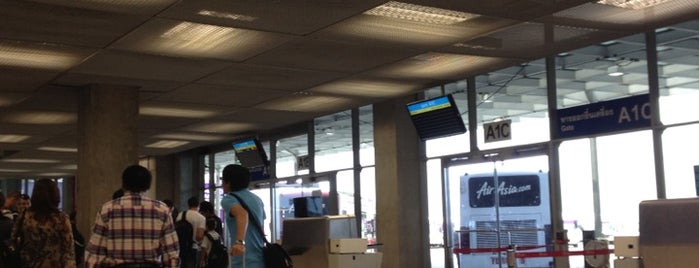 Gate A1B is one of TH-Airport-BKK-1.