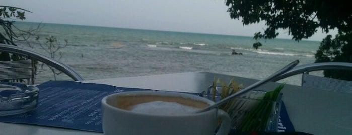 Santorini Ocean Lounge Restaurant is one of Ponce #4sqCities.