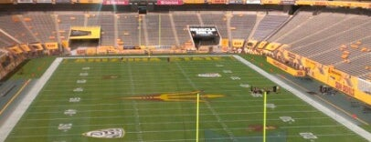 Sun Devil Stadium is one of U2 North America.