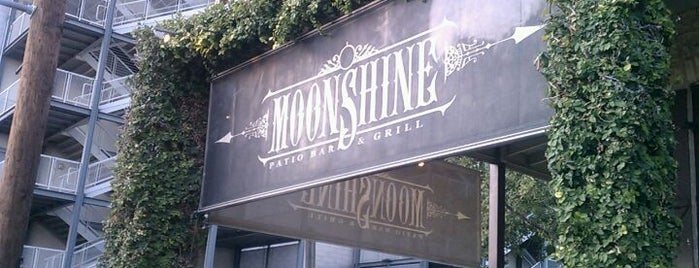 Moonshine Patio Bar & Grill is one of Austin Eateries.