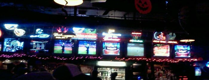 Bench Warmers Sports Grill is one of Top 10 dinner spots in Atlanta, GA.