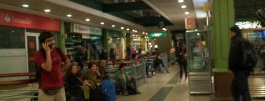 Terminal de Buses Alameda is one of Viajes.