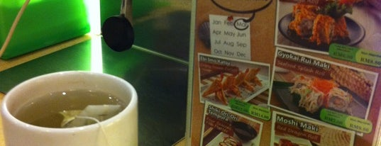 Sakae Sushi is one of Must-visit Food in Petaling Jaya.