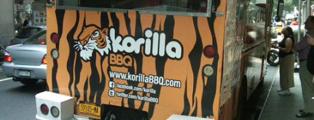 Korilla BBQ is one of NYC Food Trucks.