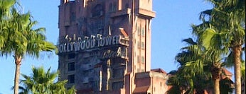 The Twilight Zone Tower of Terror is one of Disney Sightseeing: Hollywood Studios.