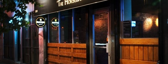 The HorseBox is one of Bars.