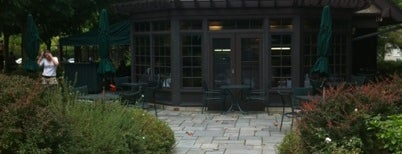 Cafe at the Frick is one of Best Restaurants in the Burg.