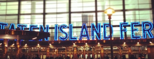 Staten Island Ferry - Whitehall Terminal is one of NYC to do.