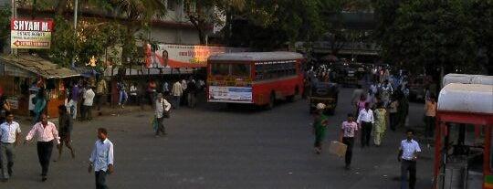 Santacruz Railway Station is one of Mumbai Suburban Western Railway.