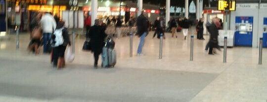 London Paddington Railway Station (PAD) is one of My United Kingdom Trip'09.
