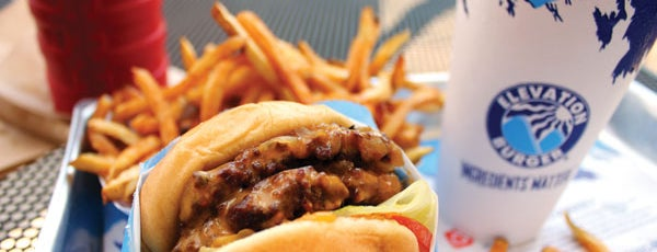 Elevation Burger is one of District of Burgers.