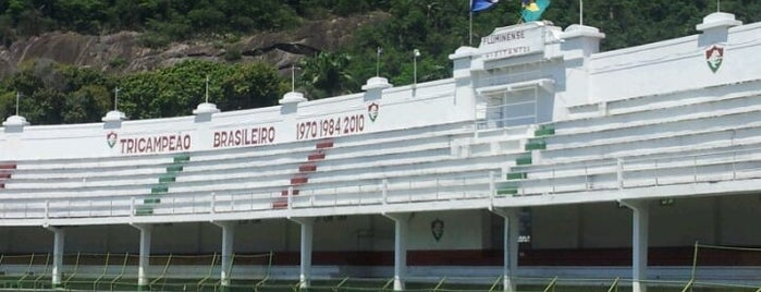 Estádio Manoel Schwartz (Estádio das Laranjeiras) is one of Estádios do Rio de Janeiro.
