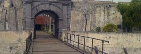 Benteng Marlborough (Fort Marlborough) is one of Sight seeing in Bengkulu #4sqCities.