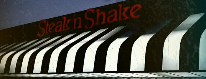 Steak 'n Shake is one of St. Louis Obsessions.