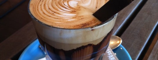 Shaky Isles Coffee Co is one of Auckland.