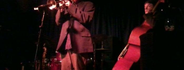 The Jazz Bar is one of Edinburgh.