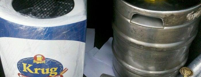 Cervejaria Krug & Áustria Bier is one of O caminho das Tchelas BH.