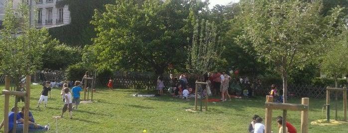 O pique niquer paris - Jardin catherine laboure ...