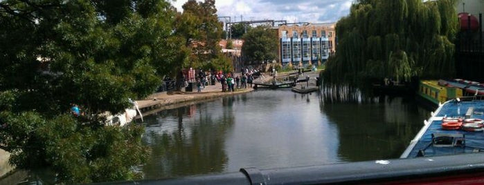 Camden Market is one of London as a local.