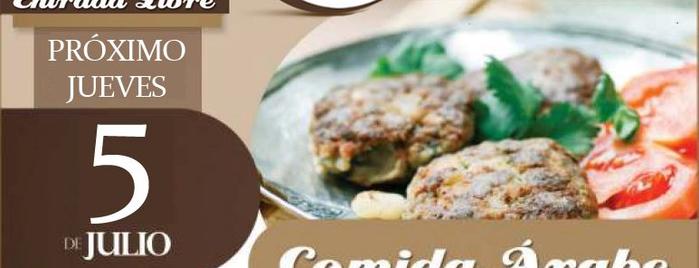 Cimaco Gourmet is one of Desayunos.