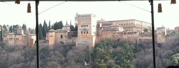 Mirador de San Nicolás is one of 101 cosas que ver en Andalucía antes de morir.