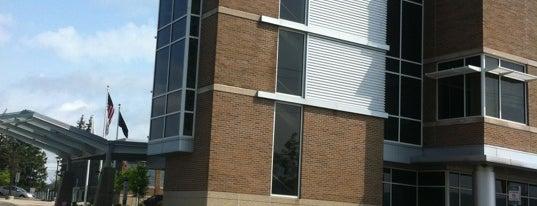 Uniontown Hospital is one of Hospital.