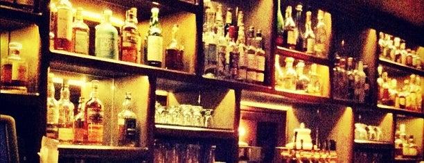 Black Market Liquor Bar is one of LA Bars and Pubs.