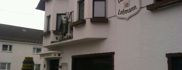 Landhotel Lohmann is one of Langenfeld (Rheinland).