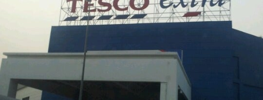 Tesco Extra is one of F&B.
