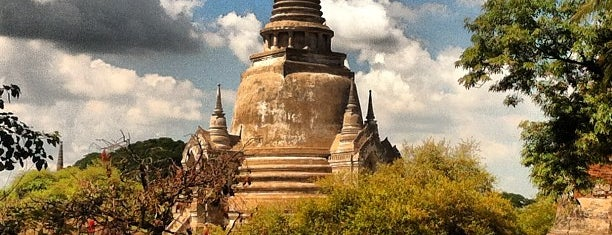 Ayutthaya Historical Park is one of Places in the world.