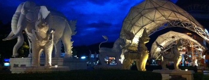Chiang Mai Night Safari (เชียงใหม่ไนท์ซาฟารี) is one of Chaing Mai (เชียงใหม่).