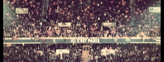 Parc des Princes is one of 2visit in Paris.