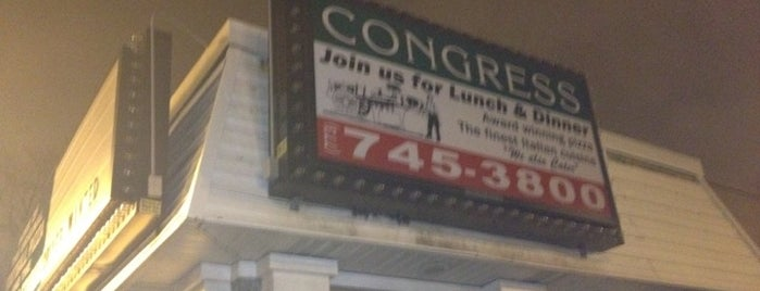 Congress Pizza is one of Guilty Hungers.