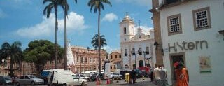 Praça Pedro Arcanjo is one of Points de Salvador.