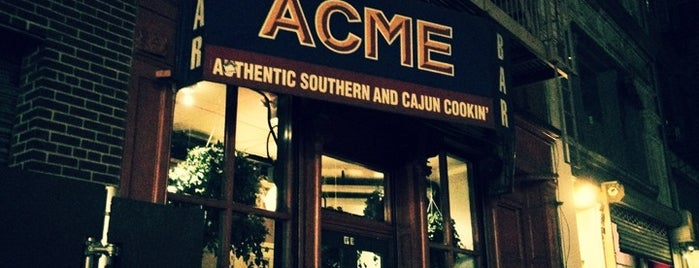 ACME is one of NYC D-Generation.